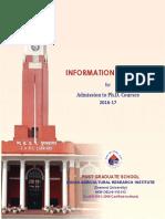 PhD_Info_Bulletin-2016-17_12022016