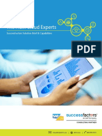 Successfactors Solutions Overview