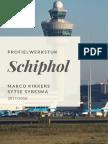Profielwerkstuk Schiphol