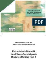 Panduan Praktik Klinis Ketoasidosis Diabetik Dan Edema Serebri