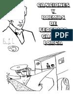 Poemas Con Dibujos de Lorca