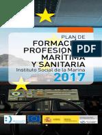 Formación profesional Maritima y Sanitaria