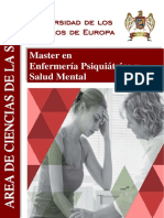 Enfermeria Psiquiatrica Salud Mental