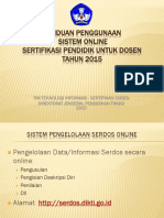 Serdos Sistem Online