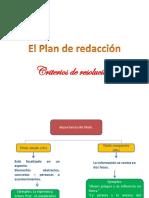 ppt plan de redacción 1° y 2° medio.