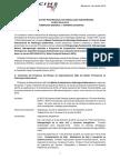 7º Máster Profesional en Hidrología Subterránea - Información General y Normas Docentes