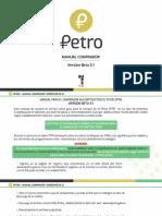Manual Comprador Del Petro