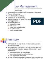 5 1 Inventory management