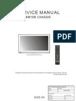 Sanyo  LCE24XF9T  24E20 24E21 chasis 8M19B Televisor LCD manual de servicio.pdf