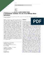 Utilization of N-Alkanes