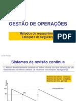Capitulo 16 - Estoques de Seguranca.ppt