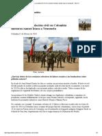 Masacres a La Población Civil en Colombia Mientras Santos Ataca a Venezuela - Alba TV