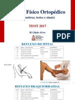 Exame Físico Ortopédico - Jânio