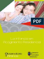 La infancia en acogimiento residencial. Una aproximación descriptiva 2009.pdf