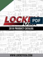 LockeyUSA 2018 Product Catalog
