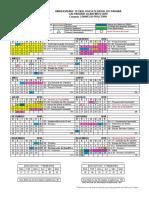 CalendarioResumido UTFPR - CP 2018