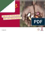 Tables Posologies Des ARV Pédiatriques 2016