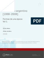 Nuevo Cine Argentino (1998-2008) - Formas de una época
