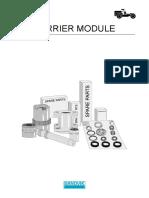 Carrier Module Dd320-26x 110d17488-1