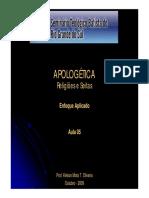 Curso de Apologética - Religiões e Seitas