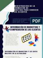 Administración de La Información de Marketing Para Conocer