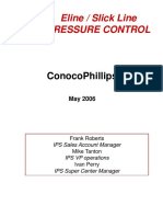 Pressure Control REVISED May 2006