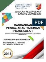 NEW RPT Prasekolah 2018 Ikut Penggal