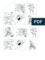 Flashcards Actions