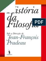 História Da Filosofia Jean François Pradeau