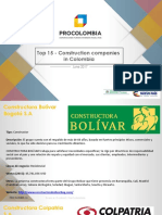 TOP 15 - Construction Companies