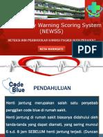 Nursing Early Warning Scoring System (NEWSS)