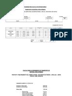 Calculo Distancia Media Final