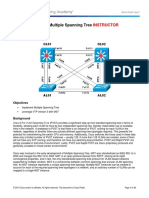 Ccnpv7.1 Switch Lab4-2 Mst Instructor
