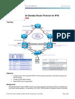 Ccnpv7.1 Switch Lab6-2 Hsrpv6 Instructor
