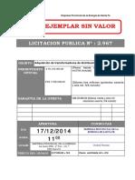 Trafos de Distrib Trifasicos-planilla Datos Garantizados