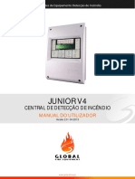 JUNIOR V4 Manual Utilizador (PT)