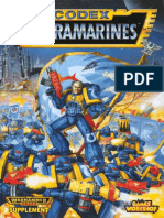 [Codex] Ultramarines
