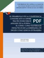 Competencia Comunicativa e Intercultural