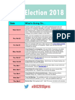 midterm election timeline