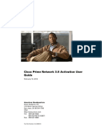 Prime Network 3.8 Activation User Guide