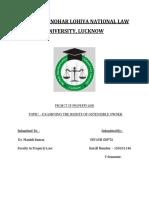 Property Law