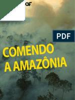 Green Peace Comendo a Amazonia