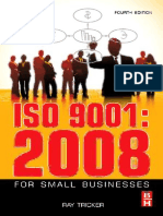 Tricker r Iso 9001 2008 for Small Businesses