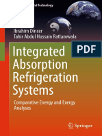 Ibrahim Dincer, Tahir Abdul Hussain Ratlamwala auth. Integrated Absorption Refrigeration Systems Comparative Energy and Exergy Analyses.pdf