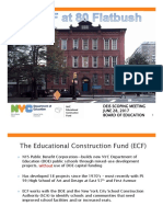 NYC Department of Education and Educational Construction Fund on 80 Flatbush project