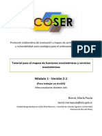 2016 - Tutorial ECOSER Mapeo Arcgis