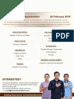 Career Poster - 20 Feb 2018