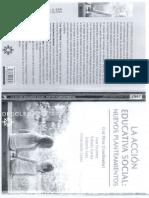 La Accion Educativa Social. Pag 91-131