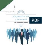 administacion financiera