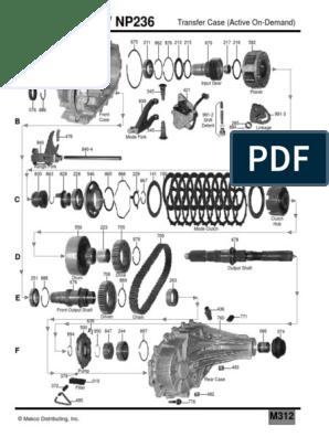 Np246 Manual Transmission Machines
